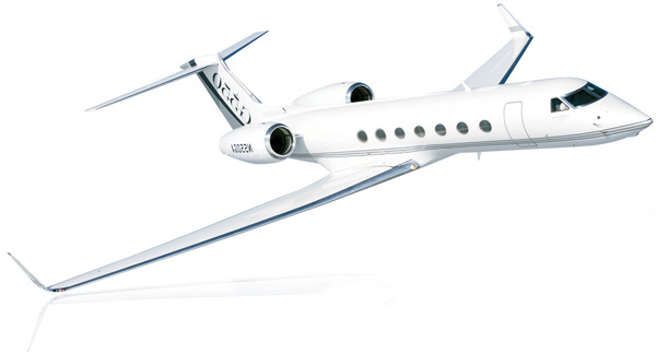 Private Jet chartered services