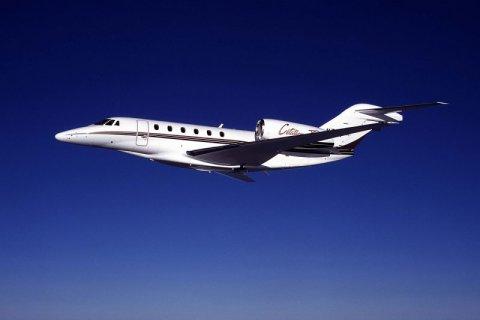 Empty leg from Casablanca to Malta on Cessna - Citation X
