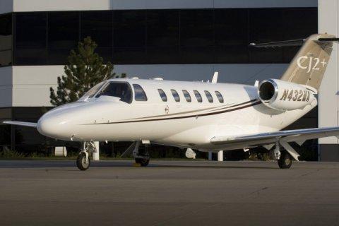 Empty leg from Barcelona to Naples on Cessna - Citation CJ2+