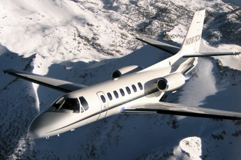 Empty leg from Bergerac to Stockholm on Cessna - Citation V/Ultra