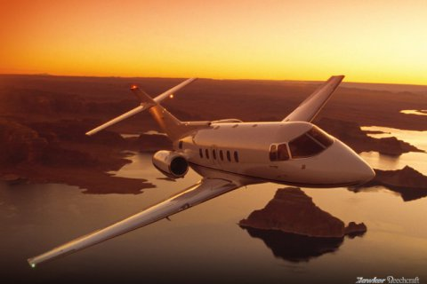 Empty leg from Biarritz-bayonne to London on Hawker - HS750