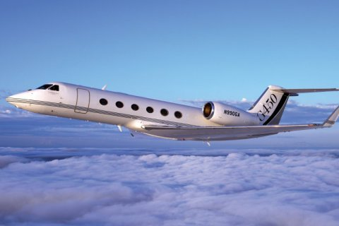 Empty leg from Hong Kong to Singapore on Gulfstream - GIV/450