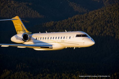 Empty leg from Doha to Cape Town on Bombardier - Global 5000