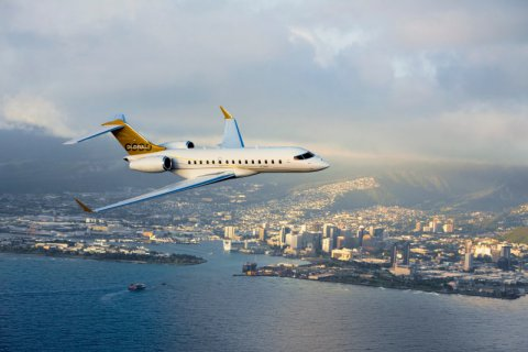 Global 6000 - Bombardier