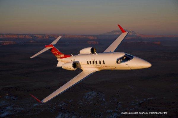 LearJet 40XR - Bombardier