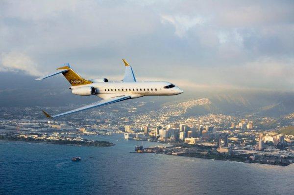 Global 6000 - Bombardier
