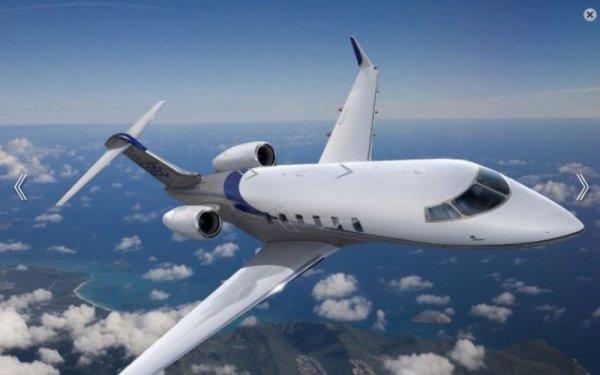 Challenger 350 - Bombardier