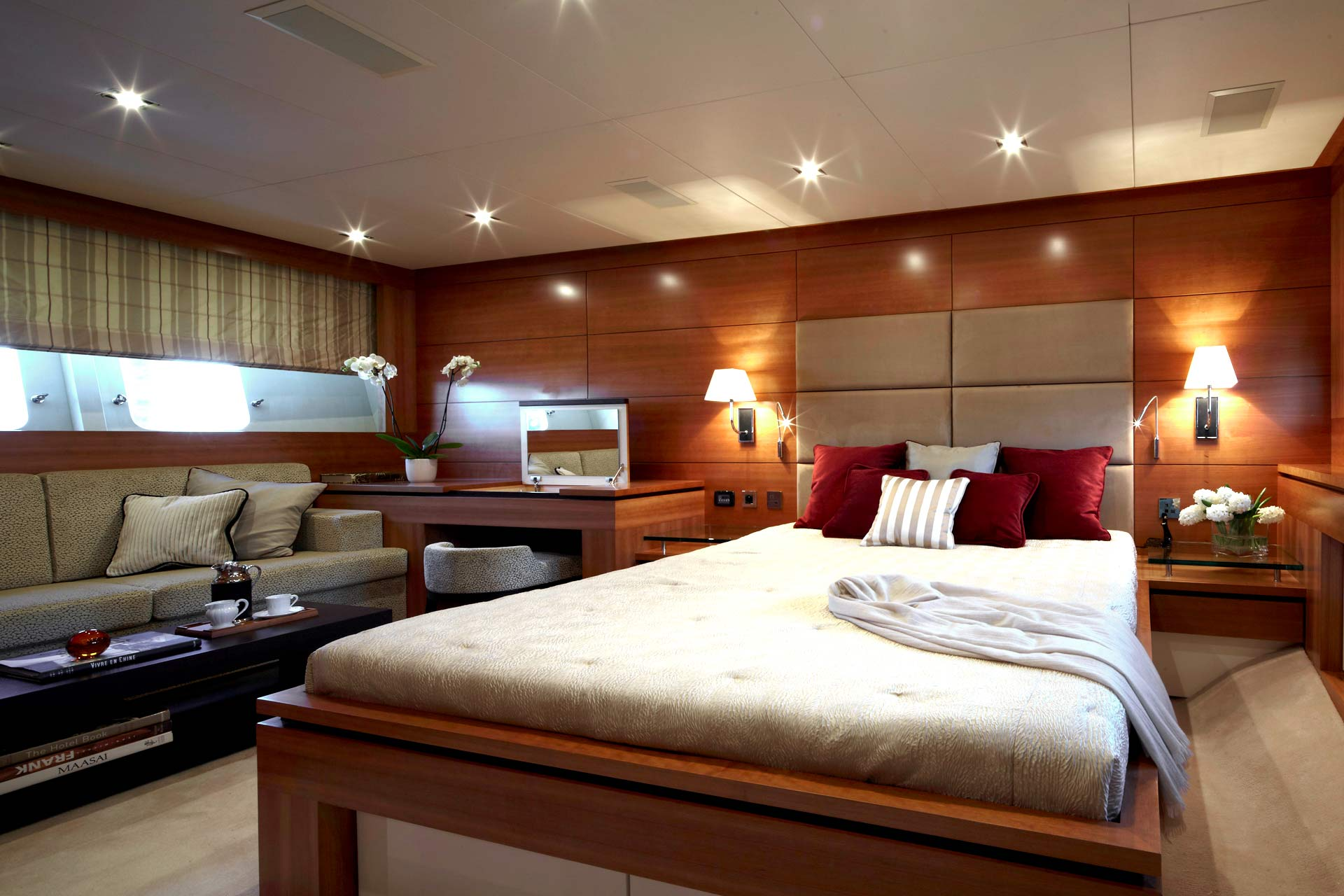 Luxury motor Yachts around the World