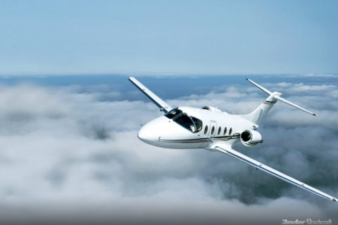 HS400 XP - Hawker