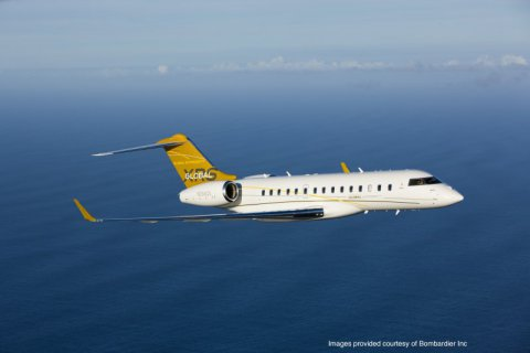 Empty leg from Sao Paulo to Madrid on Bombardier - Global Express XRS