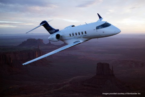 Empty leg from Moscow to Malaga on Bombardier - Challenger 300