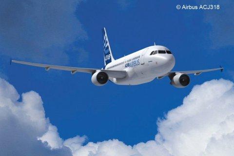 Airbus 318 CJ - Airbus