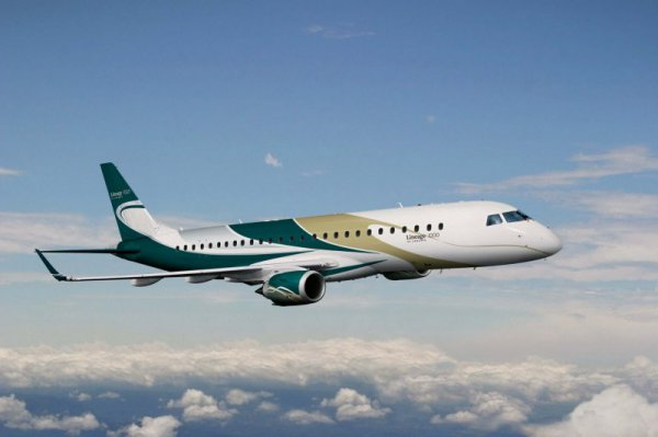 Lineage 1000 - Embraer