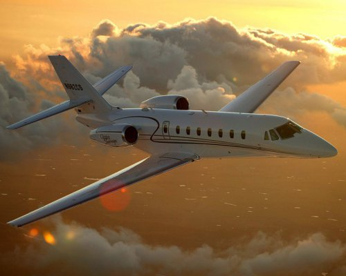 Citation Sovereign - Cessna