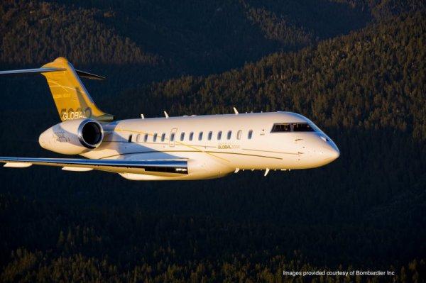 Global 5000 - Bombardier