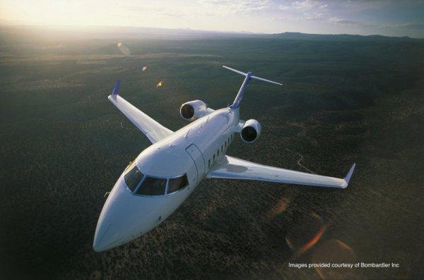 Challenger 604/605 - Bombardier