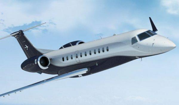 Legacy 650 - Embraer