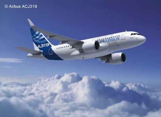 Airbus 319 CJ - Airbus