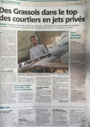 NICE-MATIN / NICE-MATIN / 6th October 2014